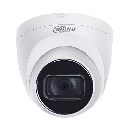 8MP 4K Starlight IR Eyeball Network Camera IPC-HDW2831T-AS-S2, 2.8mm Fixed Lens,Built-in MIC,30m IR,Supports max. 256 GB Micro SD Card,Original English Version