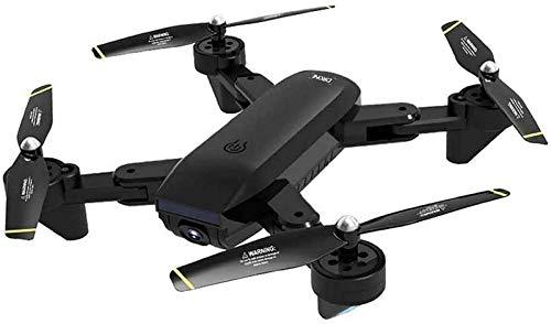 aipipl Cámara 1080P Aviones Plegables de Cuatro Ejes HD Aviones teledirigidos aéreos Aviones no tripulados de Larga duración con cámara Dual