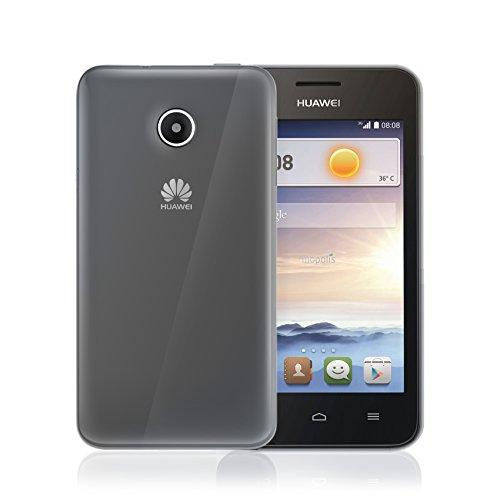 Celly Cover in TPU per Huawei Ascend Y330, Trasparente