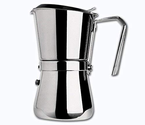 Giannini 102 Espressokocher, Silber