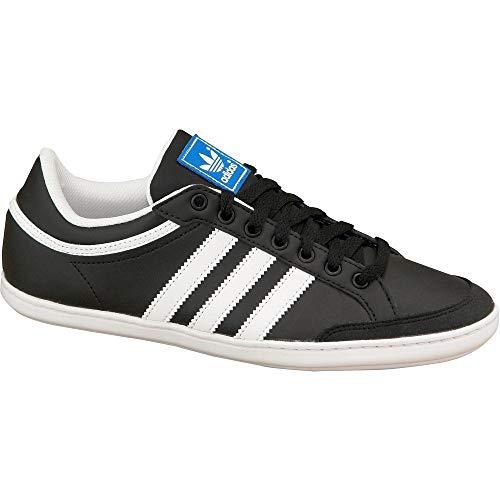 adidas - Plimcana Low K - B25044 - Farbe: Schwarz - Größe: 37 1/3 EU