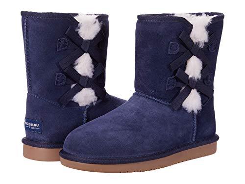 Blue Kids Boots