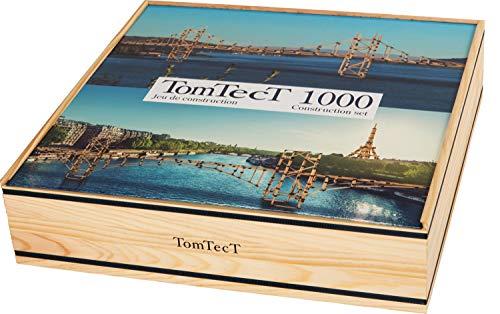 KAPLA 8041 TomTecT Boîte de Construction 1000 pièces