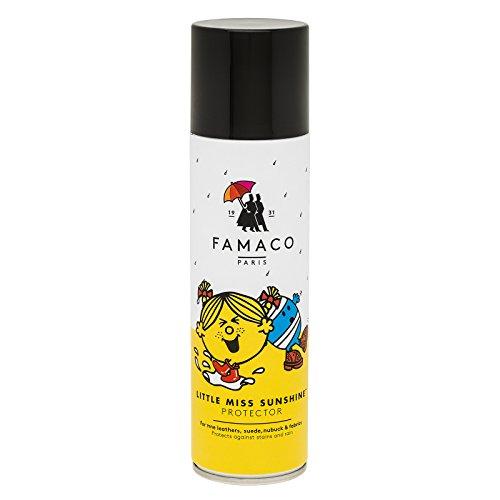 Famaco Mr Men Protector Waterproof Spray Cirages et produits d'entretien, Transparent (Neutral), 250.00 ml