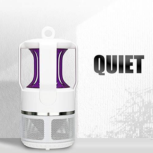 LGOO1 Mute LED-Moskito-Mörder keine Strahlung Startseite Physikalische Repellent Geräte Katalysator Mückenschutz und Moskito-Trapping Lampe Effiziente und umweltfreundliche USB Powered Indoor Insekten