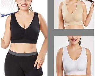 Plus Size Quick Drying Seamless high-Elastic Sports Yoga Underwear Push Up Sports Bra Fitness Running Yoga Jogging Gym Wom...