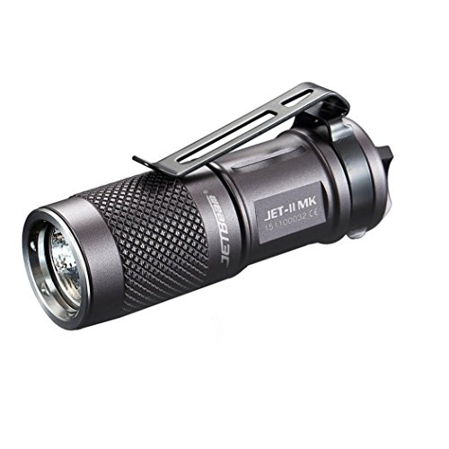 Jetbeam JET-II MK CREE XP-L HI LED Flashlight