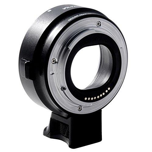 Viltrox Adaptador Anillo de Enfoque automático EF-EOS M MONTAJE para lente EF EF-S de...