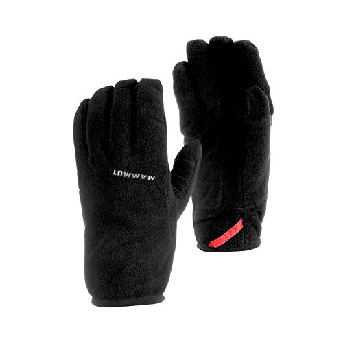 Mammut Fleece Handschuhe, Black, 9