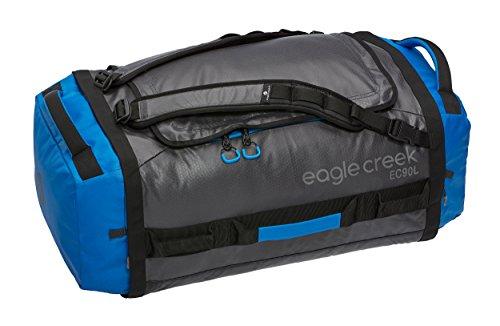Reisetasche Cargo Hauler Duffel, 90 L, Blau/ Grau