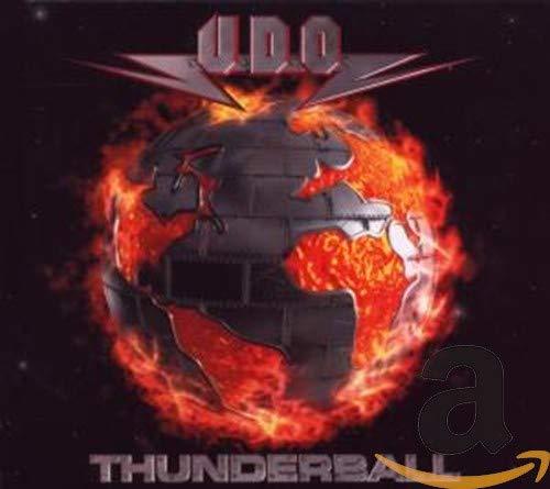 Thunderball (Ltd. Digibook + Bonus CD inkl. Multimedia Section)