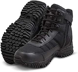 "Altama Vengeance SR 6"" Side Zip Men's Tactical Boot | Lightweight Duty Footwear | Airport Friendly"