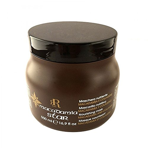 RR Line Real Star Macadamia Star Masque nourrissant 500 ml