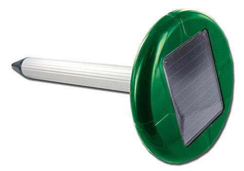 Weitech - Solar Maulwurf & Wühlmausevergrämmer WK0677 350qm