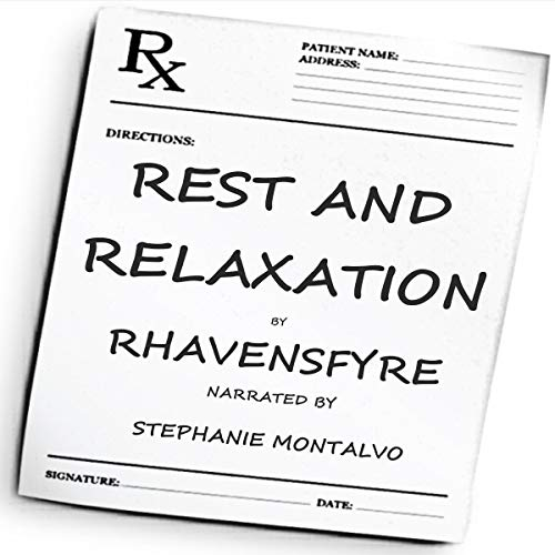 Rest and Relaxation cover art