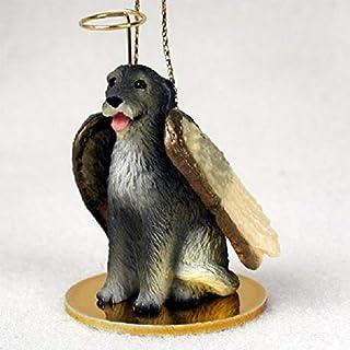 Best Irish Wolfhound Angel Dog Ornament Review