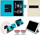 reboon Hülle für Allview Viva H1001 Tasche Cover Case Bumper | in Beige | Testsieger
