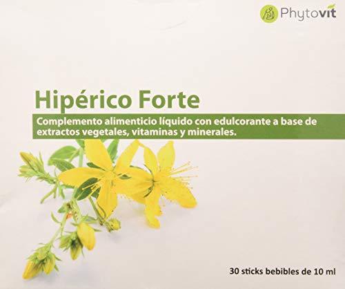 Phytovit Hiperico Forte 30Viales X 10Ml. 300 ml