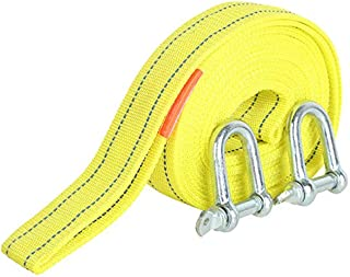 3 Ton O28 3m Auto Anhänger Seil Outdoor Notfall Nylon Schleppseil Rettungsseil