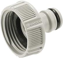 """GARDENA 18202-20A kraanaansluiting 33,3 mm (G 1""""): Aansluiting voor waterkranen met schroefdraad, waterdichte..."""
