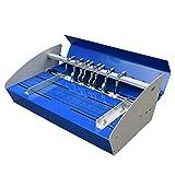 PRIT2016 Creasing Machine 18 Inch 460 mm 3 en 1 papel arrugando la máquina papel eléctrico Creaser para tarjeta de papel Book Scoring