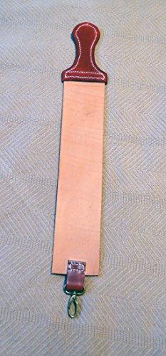 Handmade Leather Strop, Razor Strop, Honing Strop, Shaving Strop
