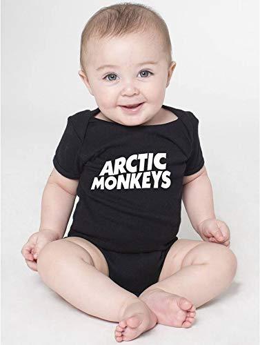 Body Criativa Urbana Arctic Monkeys Roupas Bebe Menino Menina