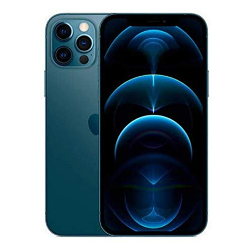 Novo Apple iPhone 12 Pro Max (128 GB, Azul Pacífico)