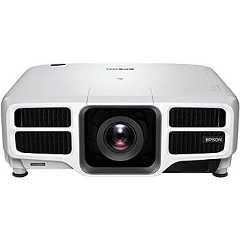 Epson EB-L1300U Video - Proyector (8000 lúmenes ANSI, 3LCD, WUXGA ...