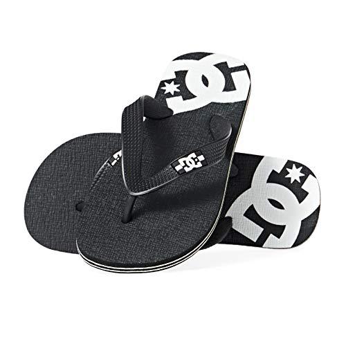 DC Shoes Spray - Flip-Flops for Kids - Sandalen - Männer - EU 39 - Schwarz