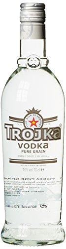 Trojka Wodka Pure Grain (1 x 0.7 l)
