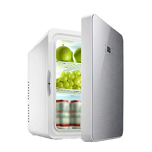 DX Mini-Nevera Nevera eléctrica eléctrica 12V / 110-240V (22L) Mini refrigeradores para...