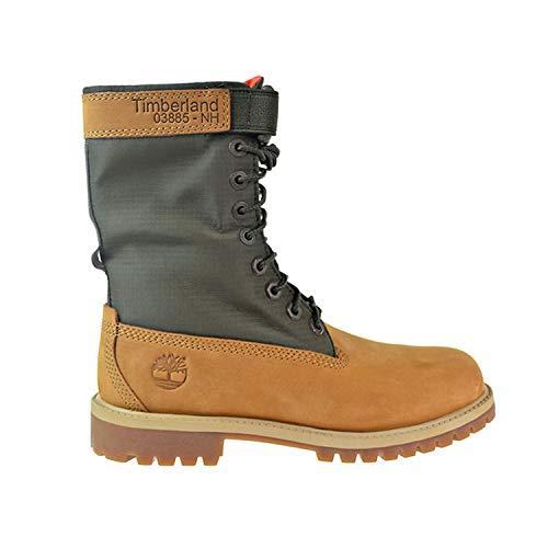 wheat timberland boots kids - 6