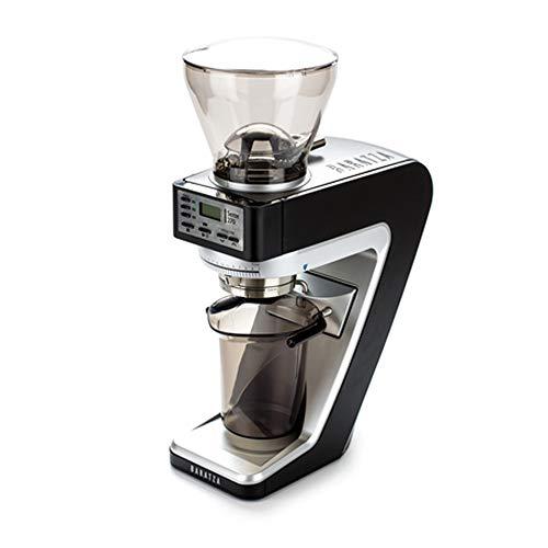 Baratza Kaffeemühle silber/schwarz