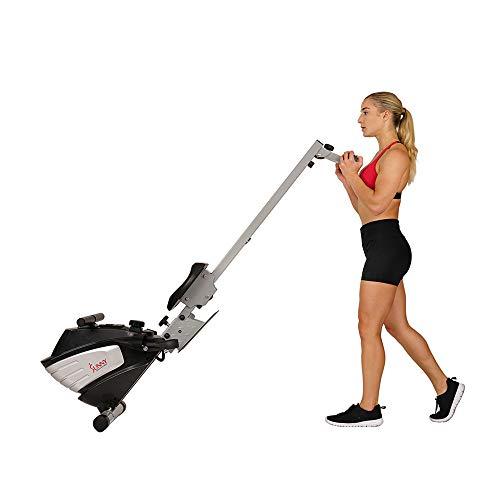 Sunny Health & Fitness Rowing Machine SF-RW5622