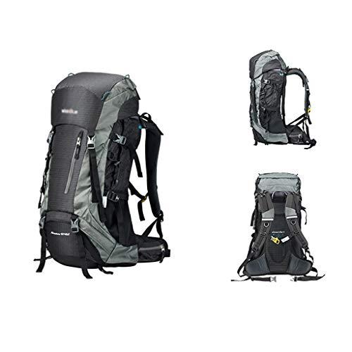 Outdoor-Produkt / Modetasche Bag Kletter 40l50l Männer und Frauen-Rucksack-Spielraum tragen Beutel-große Kapazitäts-Rucksack 50l großen Raum einfach zu tragen wasserdichte Reißfest Berufsbekleidung +