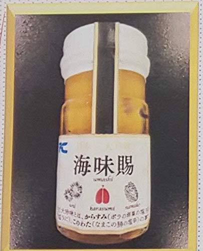 高級珍味 国産原料 海味腸 ( うまし ) 50g×12本 日本三大珍味 ( カラスミ、このわた、ウニ ) 解凍後そのままお召し上がり頂けます。