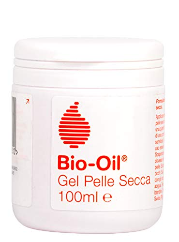 Bio-Oil Gel per Pelle Secca, Trattamento per la Pelle con Azione Idratante, Intensa e Duratura, Indicata per Pelli Secche e Molto Secche, 100 ml