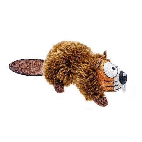 HUNTER Hundespielzeug Broome Biber, Polyester, 23 cm