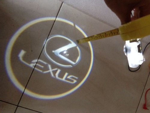 Special Ghost Shadow Light Car Door Welcome LED Light for LEXUS