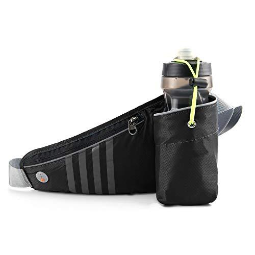 CinturóN Running Correas para Correr Bolsa De Deporte para Correr Al Aire Libre Impermeable Montar A Caballo Senderismo MontañIsmo Bolsa MaratóN Cintura Bolsa