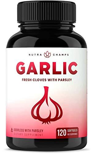 NutraChamps Garlic