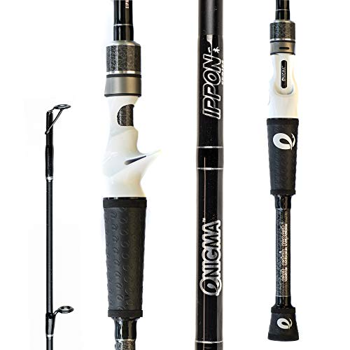 Enigma Fishing IPPON Pro Tournament Series Bass Fishing Rod