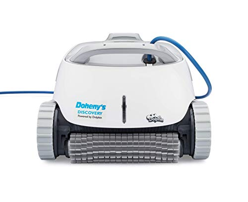 DOLPHIN Discovery Automatic Robotic Pool Cleaner,...