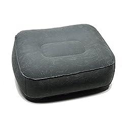 Provance Aufblasbare Fußstütze Kissen Reisen Fußablage Fusskissen Rest Entspannung Komfort