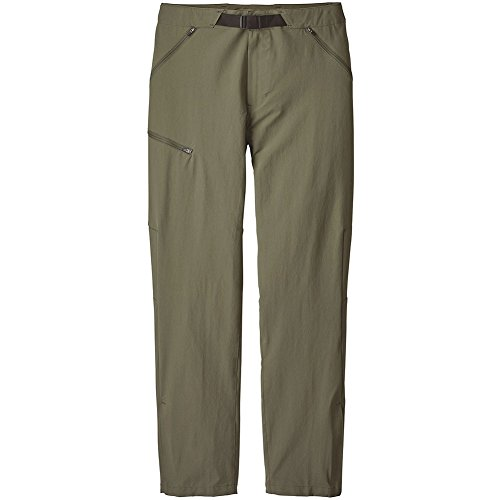 Patagonia M's Causey Pike Pants-Reg Hose, Herren XL grau (Forge Grey)