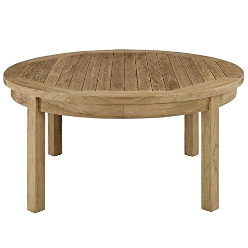 Teak Coffee Tables Amazon Com