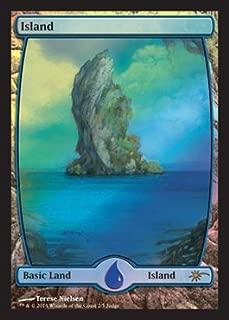 Magic: the Gathering - Island - Judge Promos