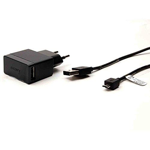 Sony EP880+EC801 - Cargador y cable de datos para Xperia Z3 (1500...
