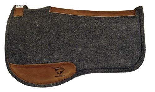 Diamond Wool Endurance Contoured Felt Pad 33x30